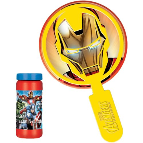 Avengers Bubble Wand Set - 1