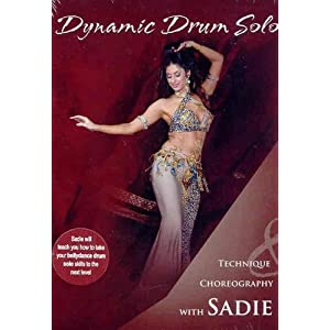 Dynamic Drum Solo: Technique & Choreography With Sadie