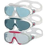 CLRRED Speedo Rift Biofuse Swimming Goggles