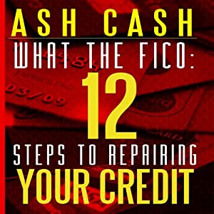What the FICO: 12 Steps to Repairing Your Credit | [Ash Cash]
