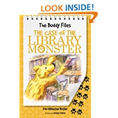 The Buddy Files: The Case of the Library Monster (Book 5) (Buddy Files (Quality))