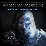 Middle-Earth: Shadow of Mordor - Game of the year edition - PS4 [Digital Code]