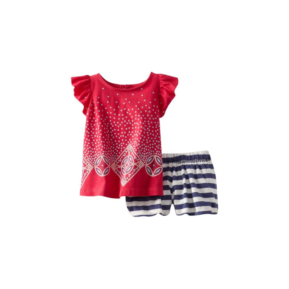 Tea Collection Baby Girls Litema Baby Outfit