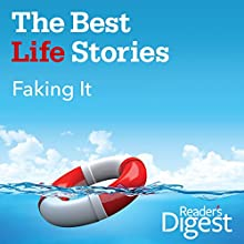 Faking It (       UNABRIDGED) by Kristin Goethals Narrated by Denice Stradling