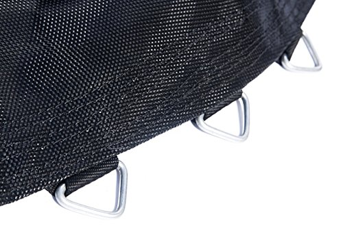Learn More About Square Trampoline Mat fits 13 x 13 ft. Frames that use 84 7.5 inch Springs (SPRINGS...