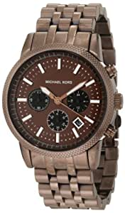 Michael Kors Men's MK8237 Scout Espresso Watch