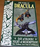 img - for Day of Blood! Night of Redemption! (Tomb of Dracula, Book 2 of 4) book / textbook / text book