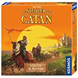 KOSMOS 695019 Settlers of Catan Cities & Knights 3-4 Player