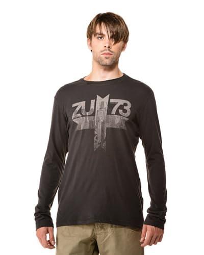 Zu Elements T-Shirt Lightsky [grigio scuro]