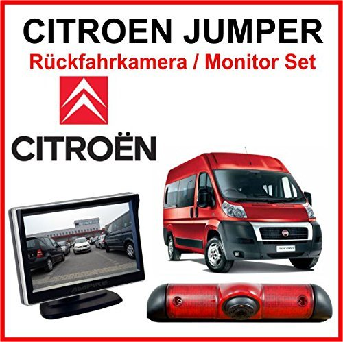 citroen jumper kit cam ra de recul moniteur. Black Bedroom Furniture Sets. Home Design Ideas