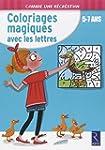 Coloriages magiques avec les lettres