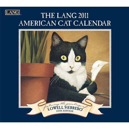American Cat 2011 Wall Calendar 14