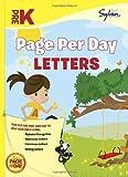 Pre-K Page Per Day: Letters (Page Per Day Language Arts)