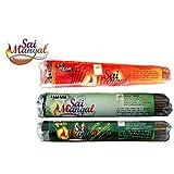 Sai Mangal Agarbatti/Incense Sticks Pooja Special Series- Pooja Special, Kewda & Mogra - 1 Pack Each