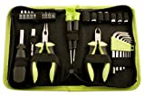 Toolbase 60003 Motorcycle General Tool Kit (30 Pieces)