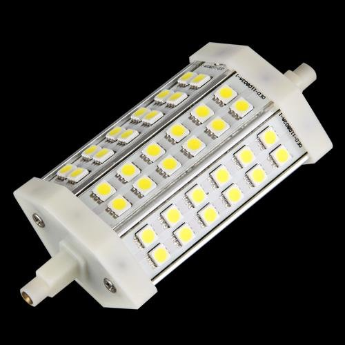 R7S J118 36 Smd Led White Halogen Flood Light Lamp Bulb 8W