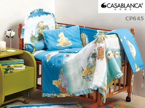 classic winnie pooh crib bedding sets