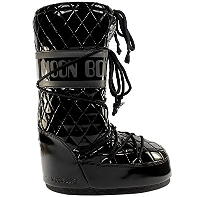 womens tecnica moon boot original queen snow winter waterproof boots 3 8 5. Black Bedroom Furniture Sets. Home Design Ideas