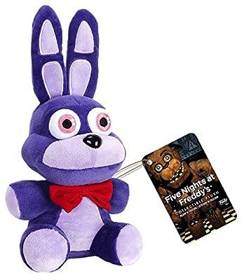 """Funko Five Nights at Freddy's Bonnie Plush, 6"""" from Funko"""