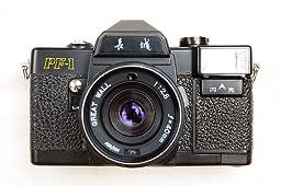 Great Wall 35mm PF-1 Hipstermatic SLR Camera