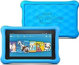Fire Kids Edition, 17,7 cm (7 Zoll) Display, WLAN, 8 GB, Blau Kindgerechte Schutzhülle