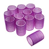 12X Hair Tools Velcro Cling Rollers Small Medium Large 13 15 20 25 32 36 48 44mm Valentine's gift