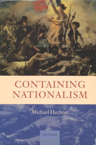 Containing Nationalism, Hechter, Michael