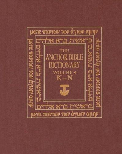 anchor bible dictionary volume 5 pdf