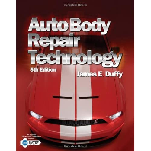 Auto Body Repair Technology (5th Edition)
