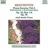 Beethoven: Piano Sonatas 5, 6, 7 & 25