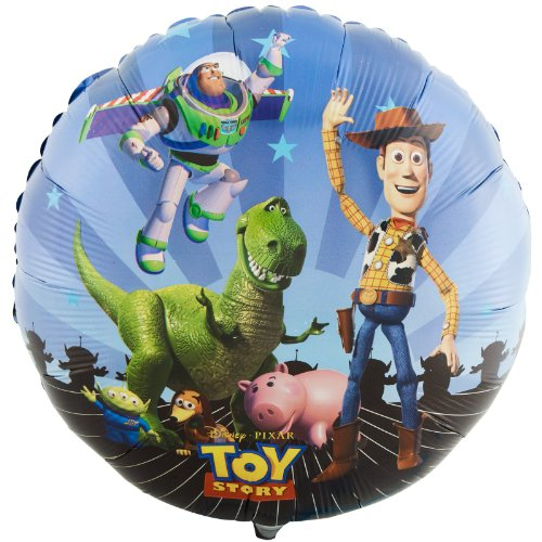 "Toy Story Gang 18"" Foil Balloon - 1"