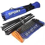 Outdoortips 3M/4M/5M Mini Badminton N...