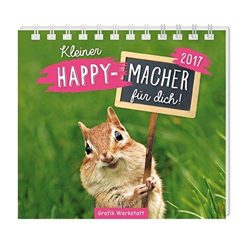 Kleiner Happy-Macher für dich! 2017 - Mini-Kalender