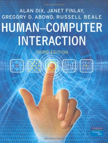 Human-Computer Interaction (3Rd Edition)