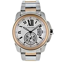 Cartier Calibre De Cartier Mens Watch 7100036 from Cartier