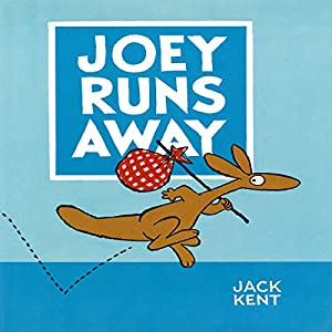 Joey Runs Away | [Jack Kent]