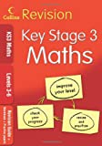 KS3 Maths L3-6: Revision Guide + Workbook + Practice Papers (Collins KS3 Revision): Levels 3-6