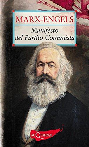 Manifesto del partito comunista Acquarelli PDF