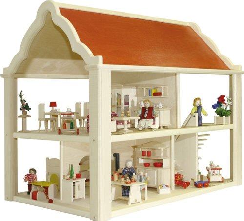 Rülke Holzspielzeug 23180 Haus Romantic