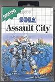 echange, troc Assault City - Master System - PAL