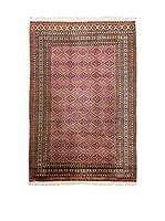 Navaei & Co. Alfombra Kashmir Rojo/Multicolor 275 x 163 cm
