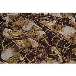 Triveni Faux Georgette Fabrics (TSFP15_Multi)
