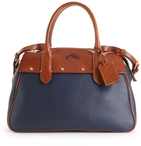 Dooney & Bourke Dillen II Small Wilson, Navy