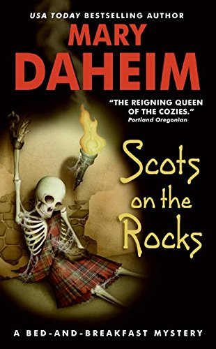 Scots on the Rocks (Bed-and-Breakfast, #23)
