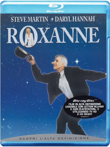 Roxanne [Blu-ray] [IT Import]