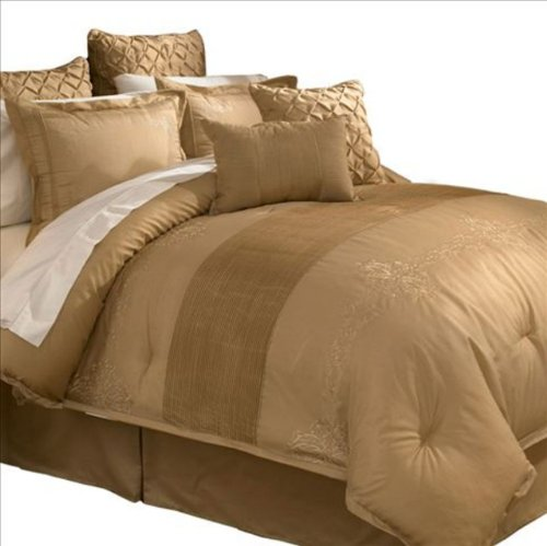 Veratex 457005 Lantana 4-Piece Queen Comforter Set