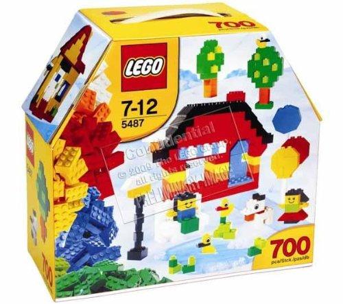 LEGO - 5487 - Jeu de construction - Briques Amusantes