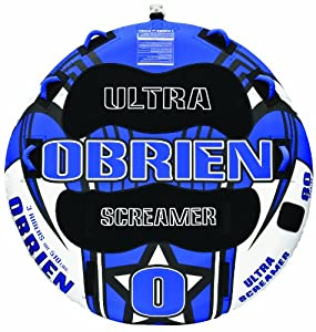 "O'Brien ""Ultra Screamer 80"" Inflatable 80"" Round Tow Tube"