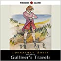 Gulliver's Travels (Adapted for Young Listeners) (       UNABRIDGED) by Jonathan Swift Narrated by Simon Vance