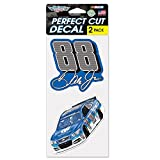 NASCAR Dale Earnhardt Jr Perfect Cut Decal (Set of 2), 4″ x 4″